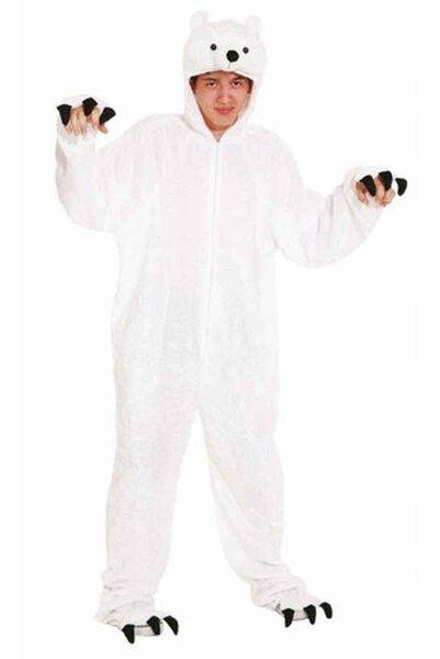 Baltojo lokio kostiumas kaina ir informacija | Karnavaliniai kostiumai | pigu.lt
