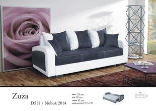 Sofa Zuza kaina ir informacija | Sofos, foteliai ir minkšti kampai | pigu.lt