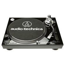 Audio Technica AT-LP120-USBHCBK Direct-Drive Professional Turntable (USB & Analog)/ Black/ with HS10 Headshell and AT95 Cartridge