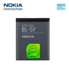 Nokia BL-5F skirtas N95 N96 Li-Ion 950mAh kaina ir informacija | Akumuliatoriai telefonams | pigu.lt