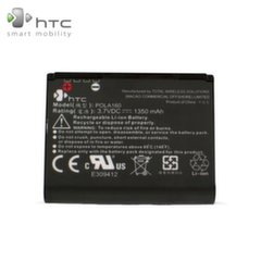 HTC BA S240 Original Battery for P3650 P860 Orbit 2 Li-Ion 1350mAh Pola160