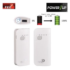 Tel1 Power Bank 6000mAh