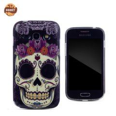 Zooky Silicone Back Case with Skulls Art Design Samsung S7270 S7275 Galaxy Ace 3 kaina ir informacija | Zooky Silicone Back Case with Skulls Art Design Samsung S7270 S7275 Galaxy Ace 3 | pigu.lt