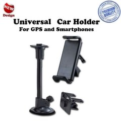 Ex Line WSM-02S/17CM (Smart 2) Universal (10.5-14cm) Car holder with window attachment + air vent
