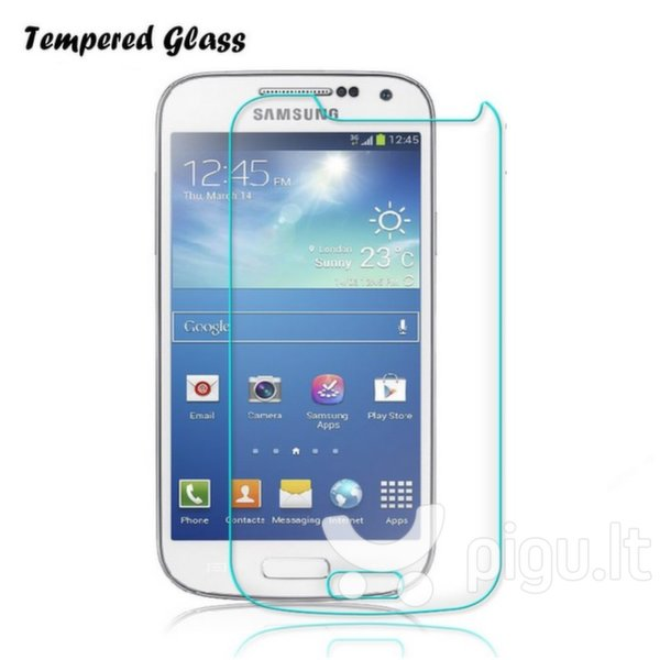 Apsauginis stiklas Tempered Glass skirtas Samsung Galaxy S4 mini (i9190)
