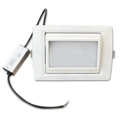 Įmontuojamas LED šviestuvas