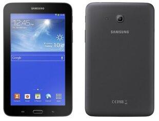 "Samsung Galaxy Tab 3 Lite T113 7"", WiFi, Juoda"
