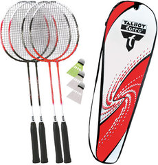 Badmintono rinkinys Talbot Torro 4 Attacker