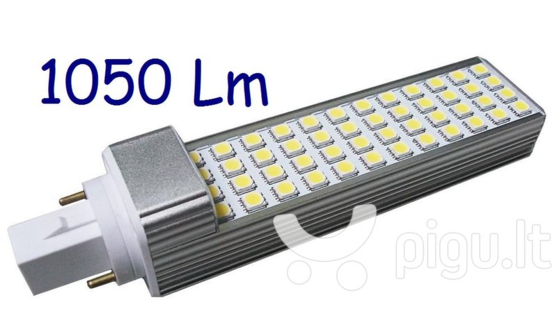 LED lemputė LEDlife G24 10W 4000K (neutrali balta)