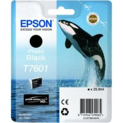Epson T7601 Photo Black ink 26ml