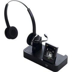Laisvų rankų įrangaJabra PRO 9465 Duo DECT, su liečiamuoju spalvotu ekranu