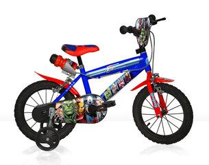 """Berniukų dviratukas Dino bikes Avengers 14"""", 414U-AV"""