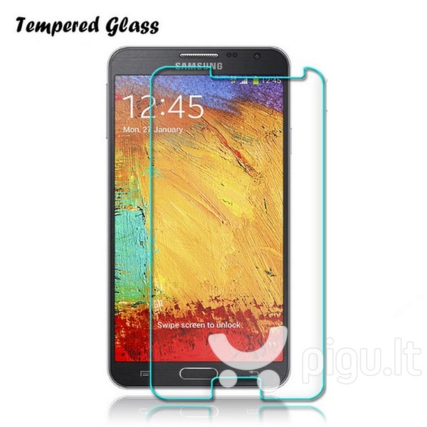 Apsauginis stiklas Tempered Glass skirtas Samsung Galaxy Note 3 Neo (N7505)