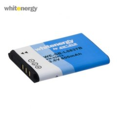 Whitenergy 05613 HQ Analog SLB-0837B Samsung Foto Camera Battery 800mAh Li-Ion 3.6V kaina ir informacija | Whitenergy 05613 HQ Analog SLB-0837B Samsung Foto Camera Battery 800mAh Li-Ion 3.6V | pigu.lt