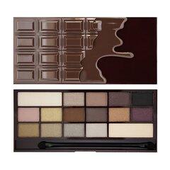 Akių šešėlių paletė Makeup Revolution London I Love Makeup Death By Chocolate 22 g