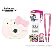 Fujifilm Instax Mini Hello Kitty + Instax mini glossy (10)