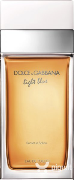 Tualetinis vanduo Dolce & Gabbana Light Blue Sunset in Salina EDT moterims 50 ml