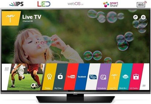 LG 40LF632V kaina ir informacija | Televizoriai | pigu.lt