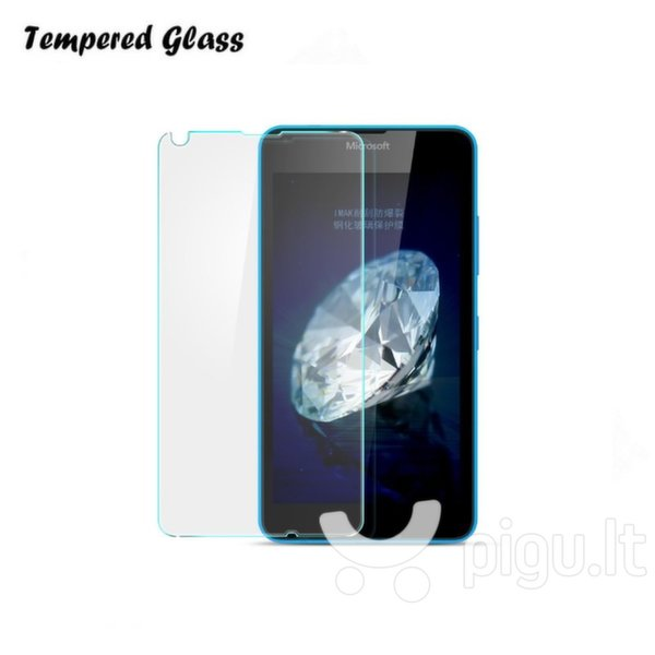 Apsauginis stiklas Tempered Glass skirtas Microsoft Lumia 640XL