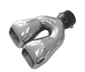 Выхлопной наконечник автомобиля цена и информация | Наконечники на глушители | pigu.lt