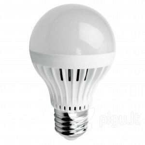 Šviesos diodų lempa ORRO, 3W, E27