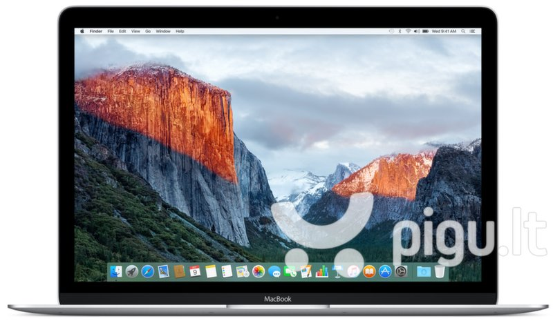 Apple MacBook 12 Retina (MF865RS/A) EN/RU