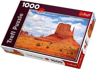 """Dėlionė Puzzle """"Monumentų slėnis"""" Trefl, 1000 det."""