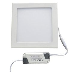 LEDlife LED panelė, 12W (neutrali balta)