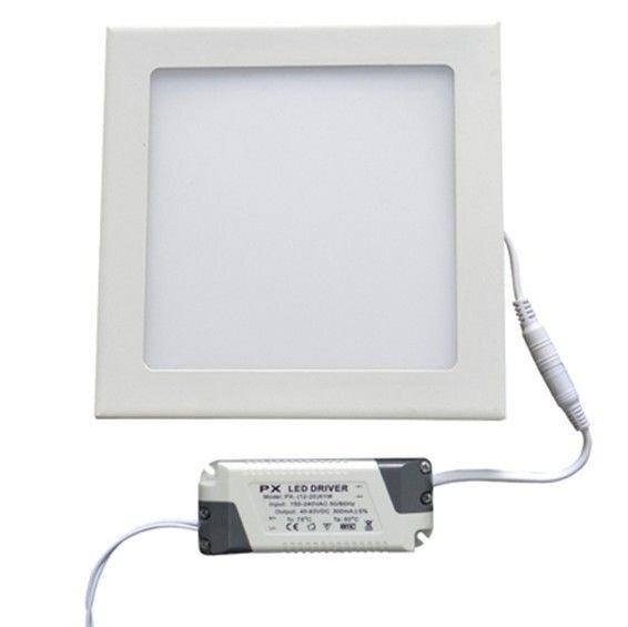 LEDlife LED panelė, 15W (šiltai balta)