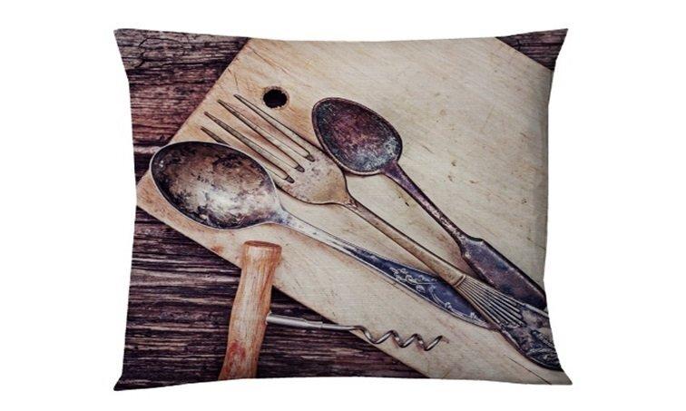 Dekoratyvinis pagalvės užvalkaliukas Cultery, 45x45 cm