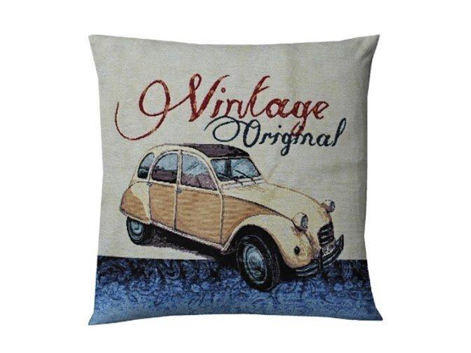 Dekoratyvinis pagalvės užvalkaliukas Vintage, 45x45 cm
