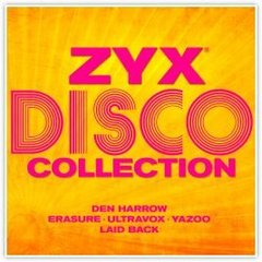 "CD ""ZYX DISCO COLLECTION"""