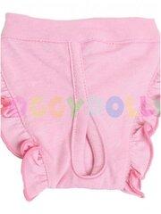 Doggy Dolly rožinės kelnaitės Sanitary Pink kaina ir informacija | Drabužiai šunims | pigu.lt