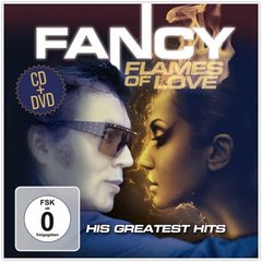 "CD FANCY ""Flames of love"""