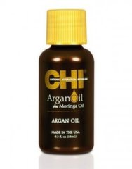 Масло для волос CHI Argan Oil Plus Moringa Oil 15 мл