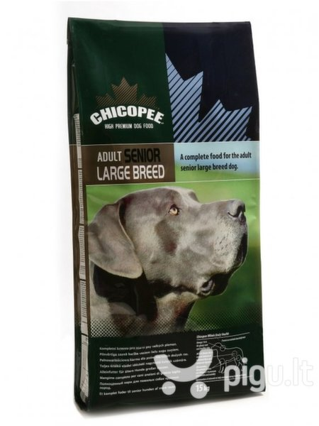 Chicopee Adult Senior Large Breed 15kg