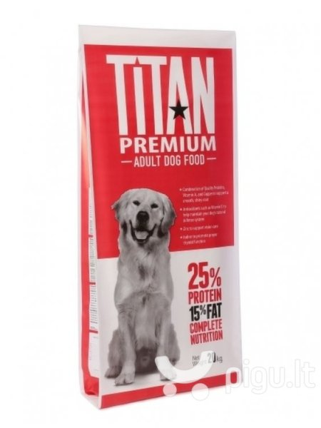 Titan Premium Adult Dog 20 kg