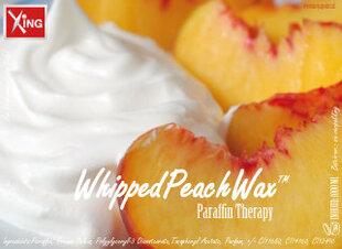 Парафиновый воск с персиковым ароматом MegaPoint 1000 мл
