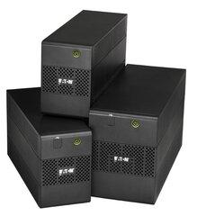 UPS Eaton 5E 1500i USB kaina ir informacija | Nepertraukiamo maitinimo šaltiniai (UPS) | pigu.lt