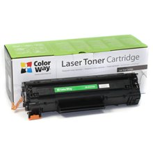 ColorWay toner cartridge for HP CB435A/CB436A/CE285A; Canon 712/713/725 kaina ir informacija | ColorWay toner cartridge for HP CB435A/CB436A/CE285A; Canon 712/713/725 | pigu.lt