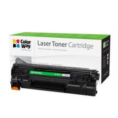 ColorWay toner cartridge for HP CE285A (85A); Canon 725