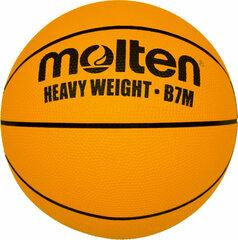 Krepšinio kamuolys training B7M extra weight 1400g kaina ir informacija | Kitos tinklinio prekės | pigu.lt
