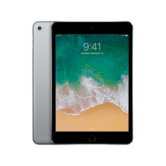 Apple iPad Mini 4 WiFi (128 GB), Pilka, MK9N2HC/A