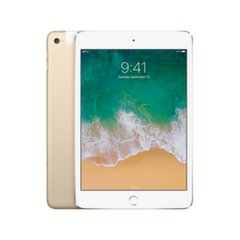 Apple iPad Mini 4 WiFi+Cellular (128GB), Auksinė, MK782HC/A