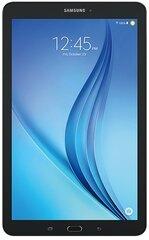 "Samsung Galaxy Tab E T561, 9.7"", 3G, Juoda"