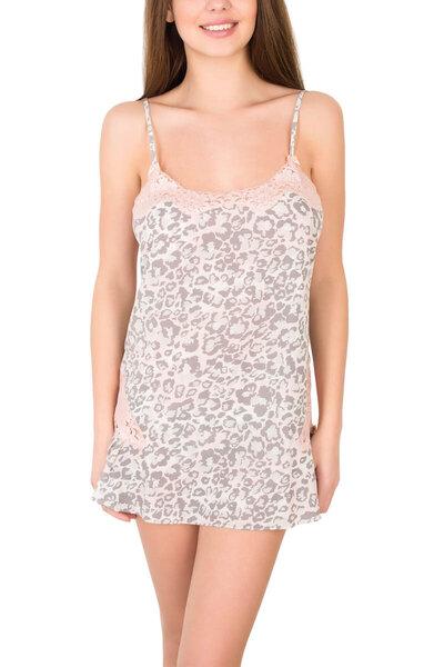 Naktinė suknelė moterims Rose & Petal Sexy Animal