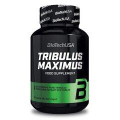 Maisto papildas Biotech Tribulus Maximus 90 tab. kaina ir informacija | Testosterono skatintojai | pigu.lt