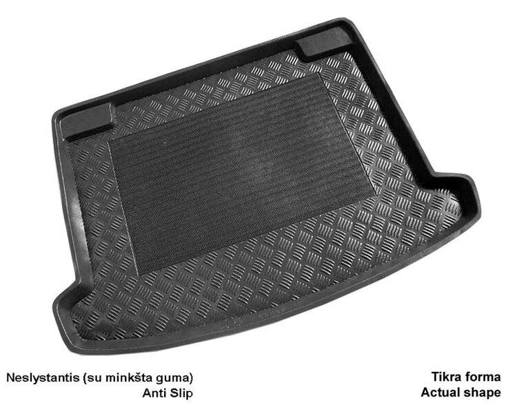 Bagažinės kilimėlis Renault Clio IV Grand Tour 2013-> /25066