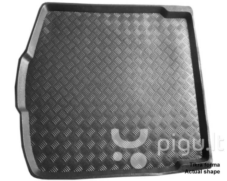 Bagažinės kilimėlis Toyota Auris Wagon 2013-> (ne Premium, su Comfort p.) /33049