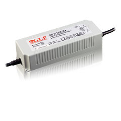 120W LED Maitinimo šaltinis GLP 12V IP67